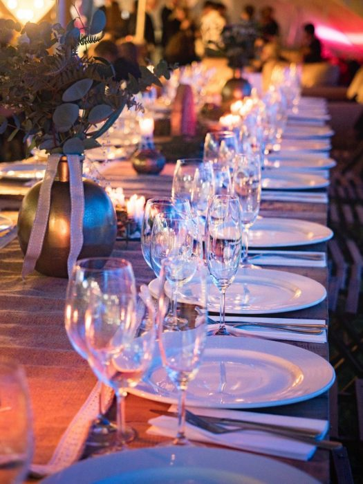 Wedding Dinner Details